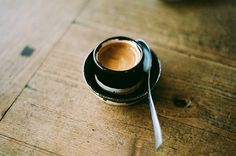 All Things Stylish #tiny #spoon #espresso #miniature #cup