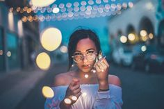 Romantic and Dreamlike Portrait Photography by Brandon Woelfel
