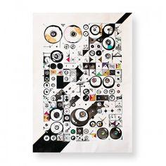 A Boobs Chorus #pattern #print #design #souls #illustration #art #drawing