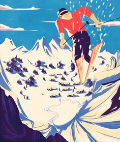 Giordano Poloni / Big White Ski Resort / WestJet Inflight Magazine