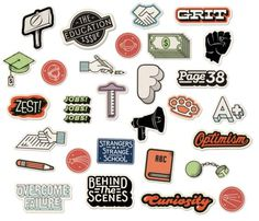 http://number34.tumblr.com/post/10521529852/i-was-unspeakably-pumped-to-have-the-chance-to #type #logos