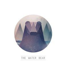 Bigwaterbear #iconic #illustration #low #poly