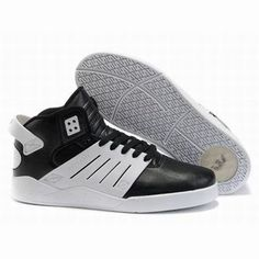 Supra Skytop III White/Black Men's #shoes