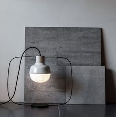 Small Lamp Elegant and Minimal - #lamp, #design, #lighting, #productdesign, #industrialdesign, #objects