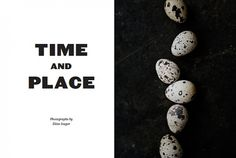 Noma, time and place in nordic cuisine « Ditte Isager – Photographer
