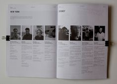 Teapaper No. 1 : Martin Ransby #grid #layout