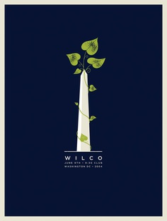Wilco Poster - The Heads of State