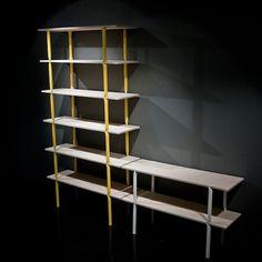 In A Pinch | Stilsucht #wood #shelf