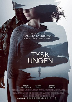 Camilla Läckberg – Tyskungen Key Art & Movie Poster Design