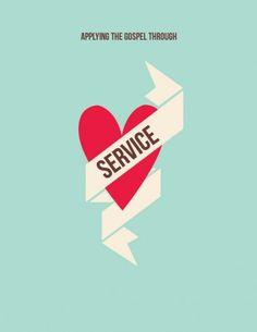 A Sweet Spirit #heart #service #valentine