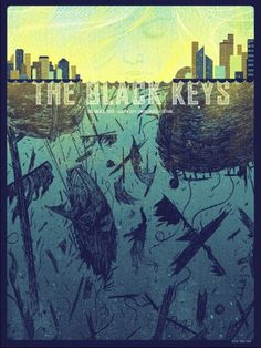 Nice Radicals #design #black #the #poster #keys