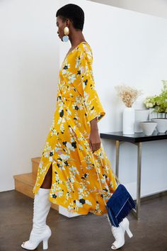 Diane Von Furstenberg Pre-Fall 2018 Lookbook - The Impression