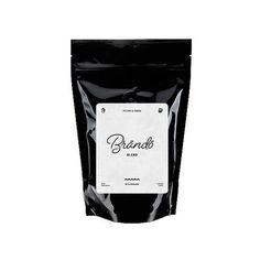 Brändö Blend coffee identity. Design: Tony Eräpuro