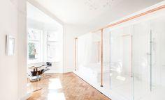 Autor Rooms #interior #copper