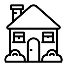 See more icon inspiration related to house, home, property, real estate, construction and buildings on Flaticon.