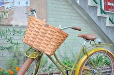 Peterboro Original Bike Basket #tech #flow #gadget #gift #ideas #cool