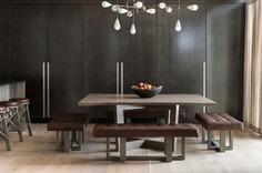dining room / Carney Logan Burke Architects