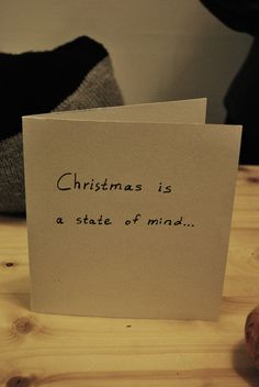 Christmas Cards [We Dare Stuff]
