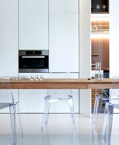 Trendy Apartment by ARCH. 625 - #decor, #interior, #home