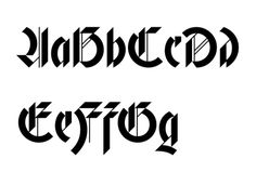 Gryffensee by Catharsis Fonts?