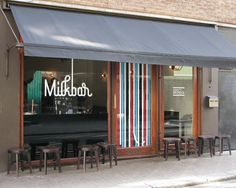 Milkbar - Projects - A Friend Of Mine #corporate #design #identity #branding