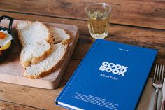 Cookbook Magazine Issue #2 — Albert Folch on Behance