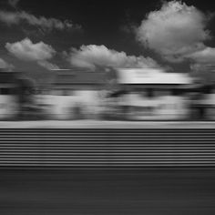 Untitled, Toshiya Watanabe #road #white #black