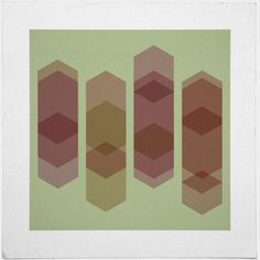Geometry Daily #abstract #geometry #print #geometric #simple #poster