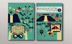 Mexican inspired book cover design by Cherry Bomb. #mexico #book #illusration