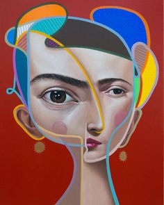 New Paintings Which Combine Cubist and Realist Elements by 'Belin' | Colossal