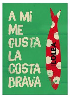 A mi me gusta la Costa Brava #lolea #sangria #costa #brava #españa