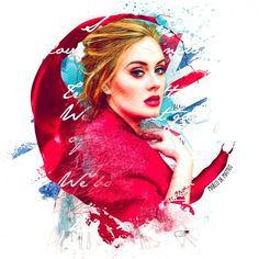 Adele by Marco De Matteo