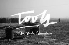 THE BEDU EDUCATION: TOOLS | Blog | COLORS Magazine #white #custom #black #drawn #and #type #hand #typography