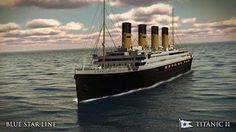 A New Titanic Will Set Sail in 2018 #titanic #titanicii #titanic2 #replica #ship