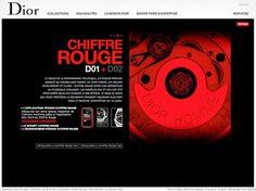 Dior Horlogerie - 13decembre - Séverin Boonne #webdesign