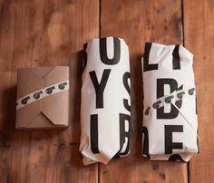 Boy's Deli Brett Newman #typography #packaging #photography #food #bold #deli