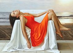 30 Mind Blowing Realistic Paintings #mind #realistic #blowing #paintings
