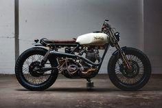 Norton 850 Commando built by Federal Moto of Canada. #cafe #motorcycle #racer