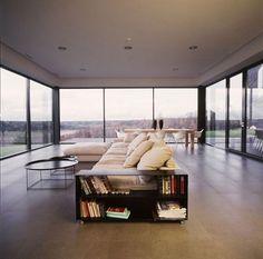 Área Visual: G.Natkevicius & Partners. Estudio de Arquitectura #design #architecture #arquitectura