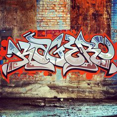 KAGERO Graffiti #letters #graffiti #design #paint #photoshop #art #street #typography