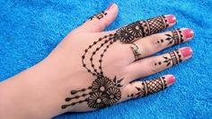 ornamental mehndi designs