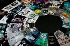 FFFFOUND! | Polynomial Records #diseo #rioja #design #graphic #crespo #discografica #circle #esdir #javier