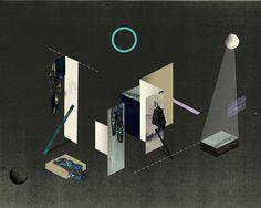 http://cargocollective.com/lukefenechillustration #illustration #fenech #luke