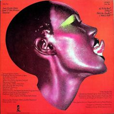 Portfolio by Grace Jones, 1977 | Flickr - Photo Sharing! #album #art
