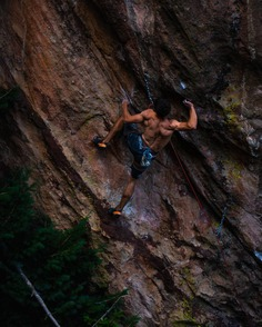 Spectacular Rock Climbing Photography by Levi Harrell