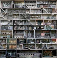 Travaux numériques #miniature #sculpture #art