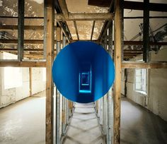 New Anamorphoses by Georges Rousse2 #architecture #art