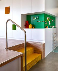 LEGO Interior by HAO Design - #decor, #interior, #homedecor,