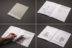 Drikolor by Inhouse #print #graphic #design #catalogue
