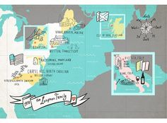 design « This Paper Ship #map